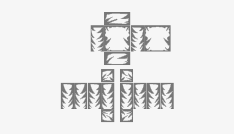 Roblox Transparent T Shirt Template Trinity