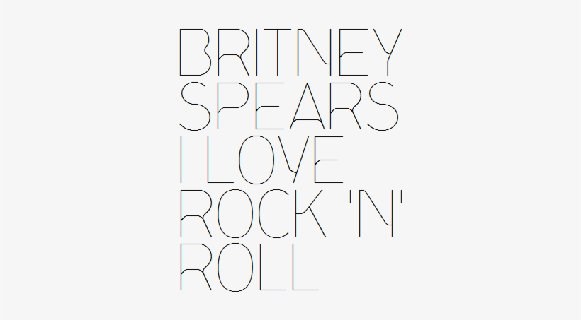 I Love Rock 'n' Roll Logo - I Love Rock 'n' Roll, transparent png #402953