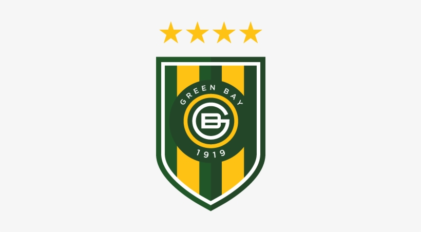 Green Bay Packers Soccer Logo Green Bay Packers Logo 1919 Free Transparent Png Download Pngkey