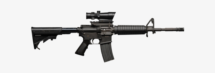 Assault Rifle Png, transparent png #404749