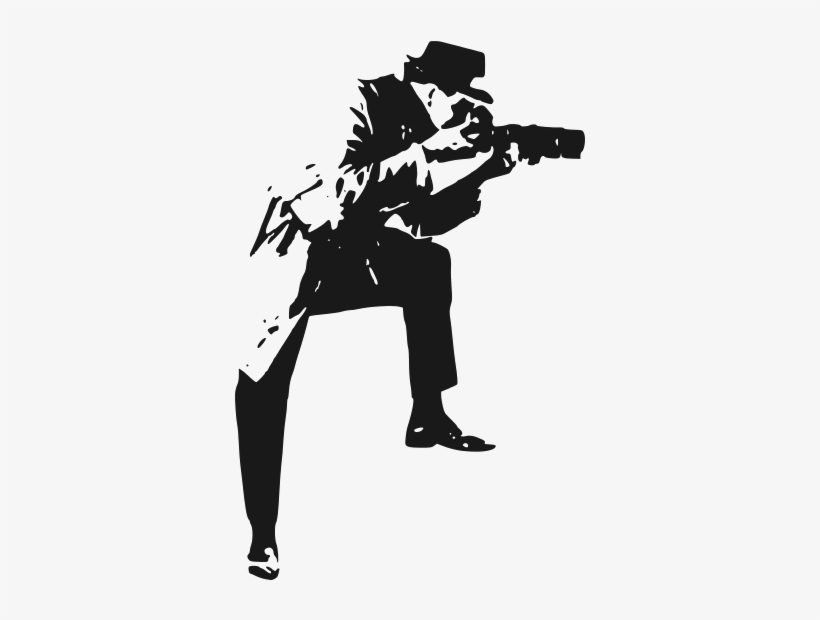 Spy Man Taking Photo Vector Photography Logo Vector Free Download Png Free Transparent Png Download Pngkey