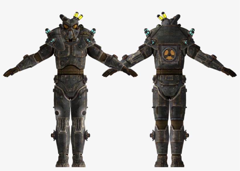 Gannon Family Tesla Armor - Fallout New Vegas Tesla Armor, transparent png #406424