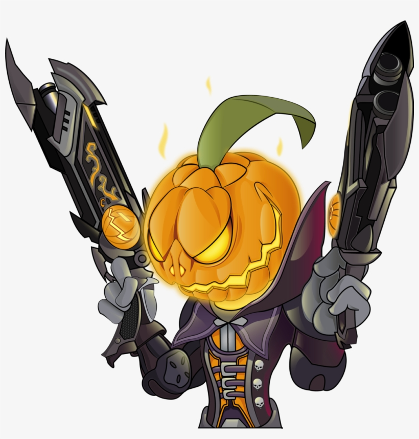 Reaper Clipart Overwatch Reaper Clipart Overwatch - Overwatch The Reaper Halloween, transparent png #408625