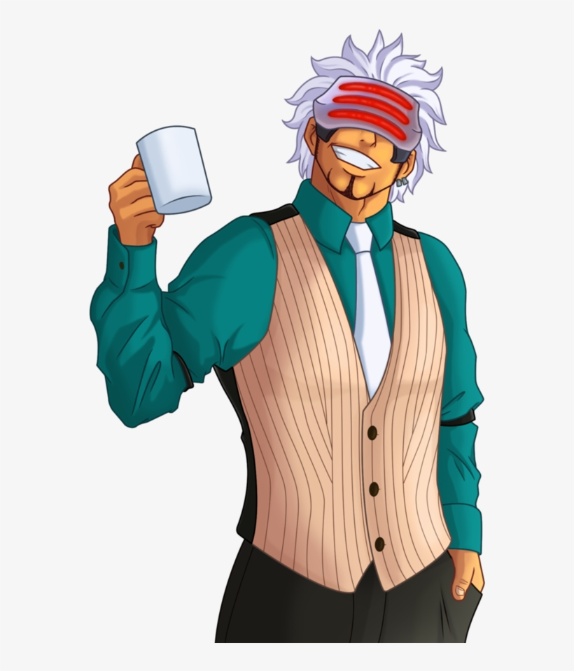 View Godot Png By Dr Friki-d9xz9pf , - Ace Attorney Godot