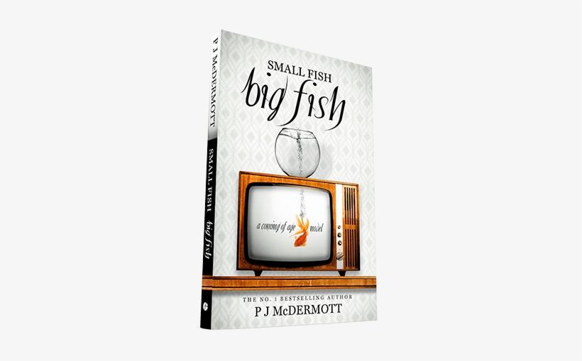 Small Fish Big Fish - Small Fish Big Fish: Coming Of Age, transparent png #4002827