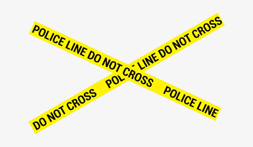 Police Line Do Not Cross Png Download - Police Line Do Not Cross Transparent, transparent png #4004481