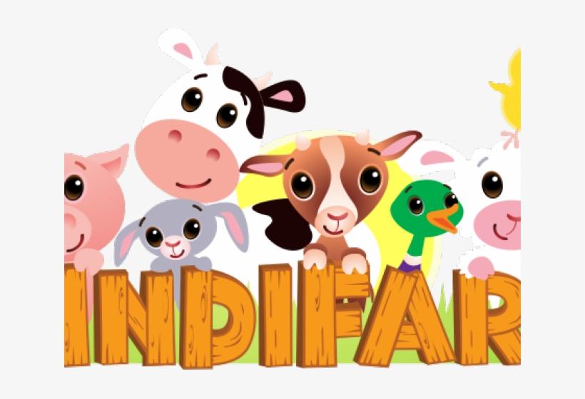 Farm Animals Clipart Petting Zoo Animal Kindi Farm Free