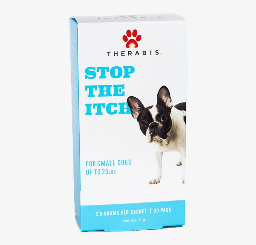 Therabis Stop The Itch Small Dogs 30 Pack - Therabis Stop The Itch Medium Dog 5 Pack, transparent png #4006221