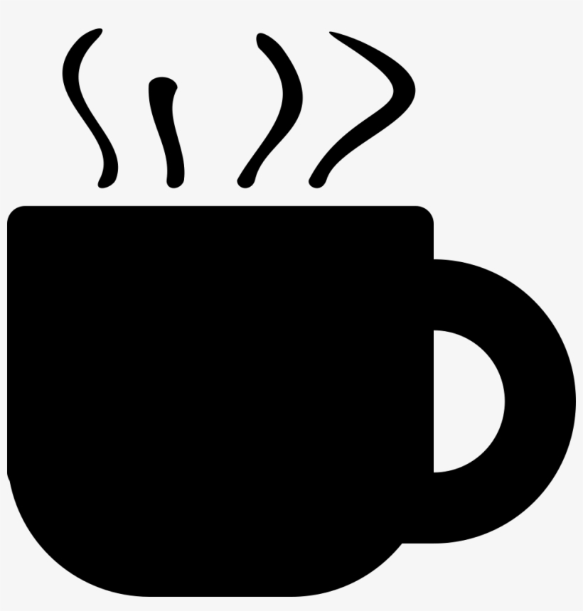 Coffee Mug Cup Drink Comments - Coffee Mug Svg File, transparent png #4007194