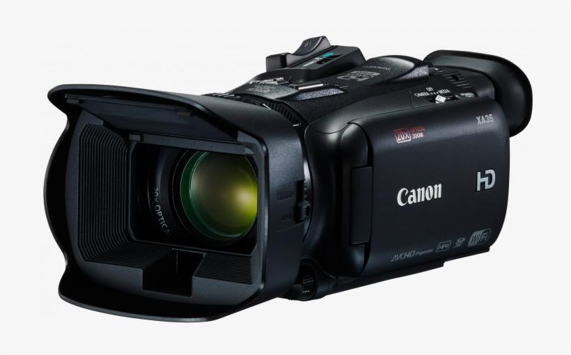 Canon Australia - Polaroid Cube Action Video Camera, transparent png #4007623