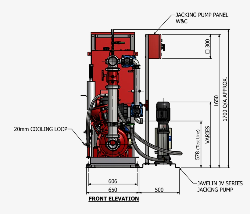 Fire Hydrant Systems - Fire Hydrant And Booster Simple