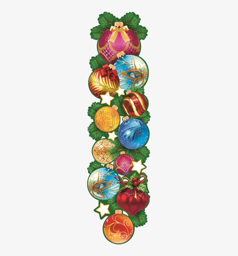 Tube Image Noel.Boules Noel Png Tube Christmas Edges Borders In Clipart