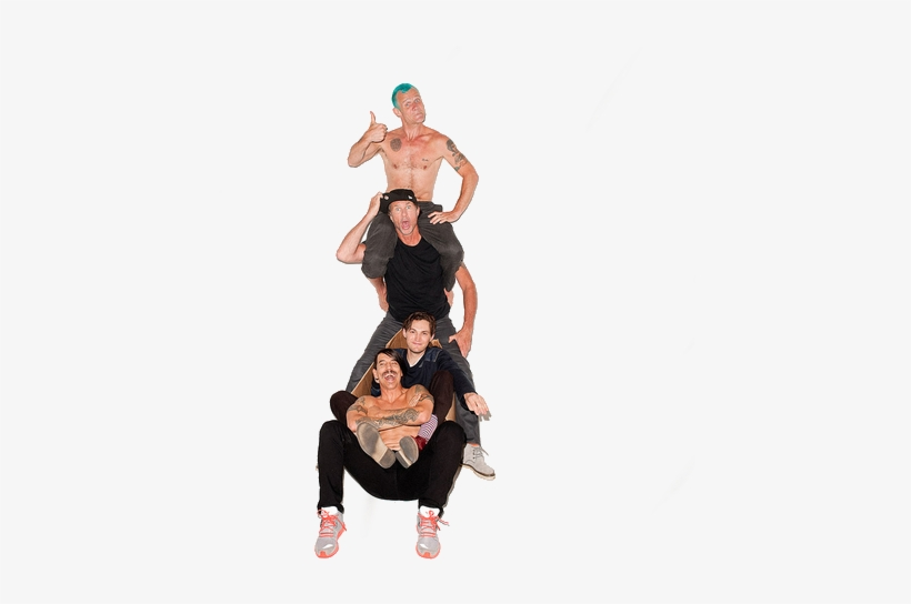 Red Hot Chili Peppers Png, transparent png #4014740