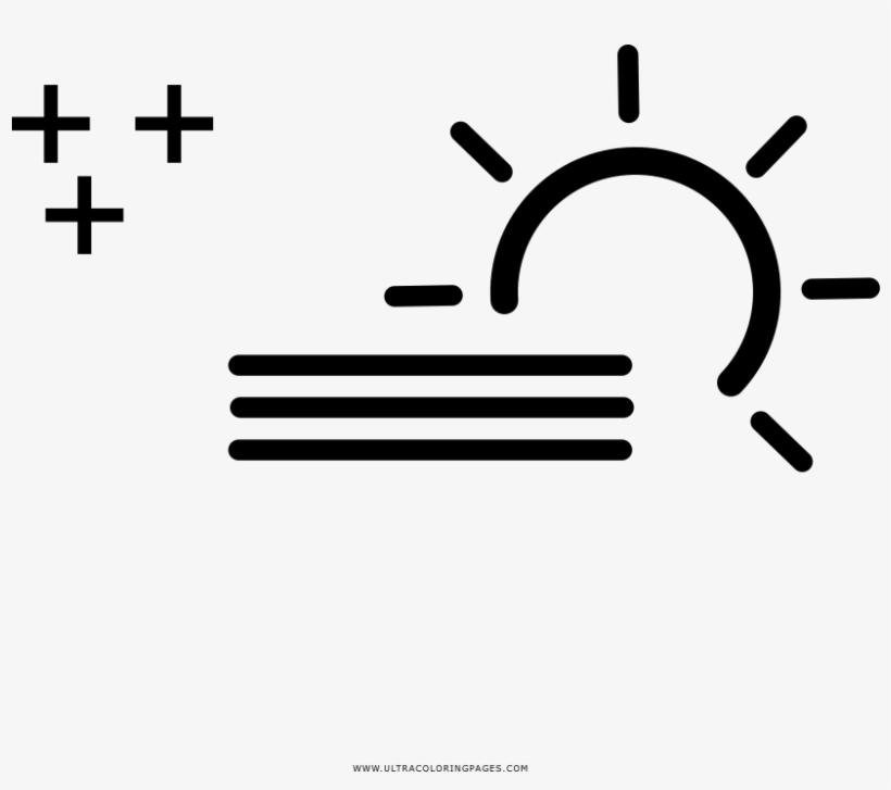 Dia Geada E Neblina Desenho Para Colorir Knowledge Light Bulb