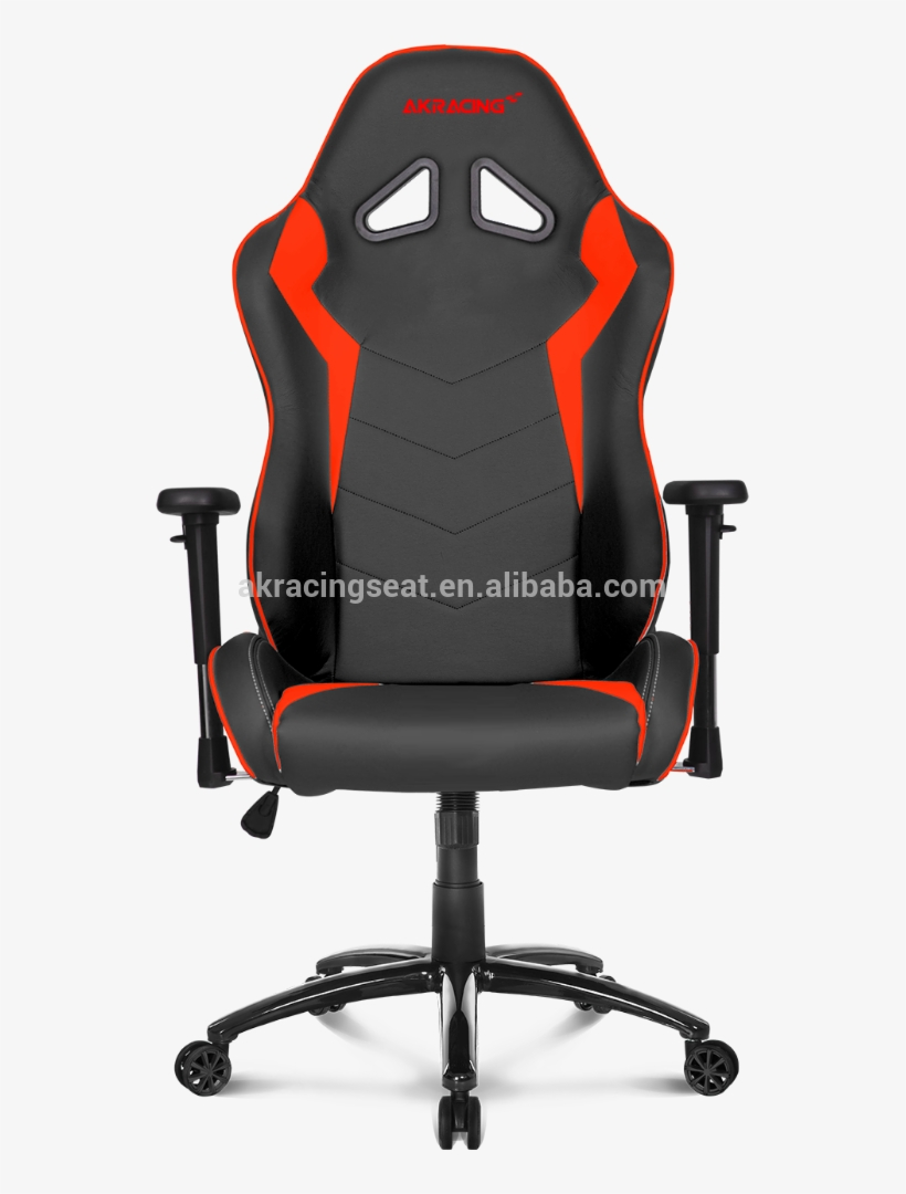 Gaming Chair,office Chair,computer Chair,espot Chair - Gaming Chair Akracing Overture Green, transparent png #4018836