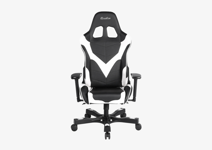 Clutch Chairz Premium Gaming/computer Chair, Black - Clutch Shift Series Gaming Chair, transparent png #4019437