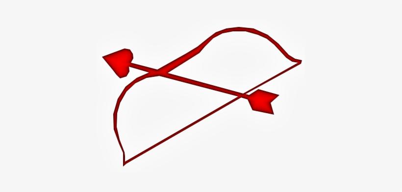 Zoom Diseño Y Fotografía - Arco Y Flecha De Cupido Png, transparent png #4028654