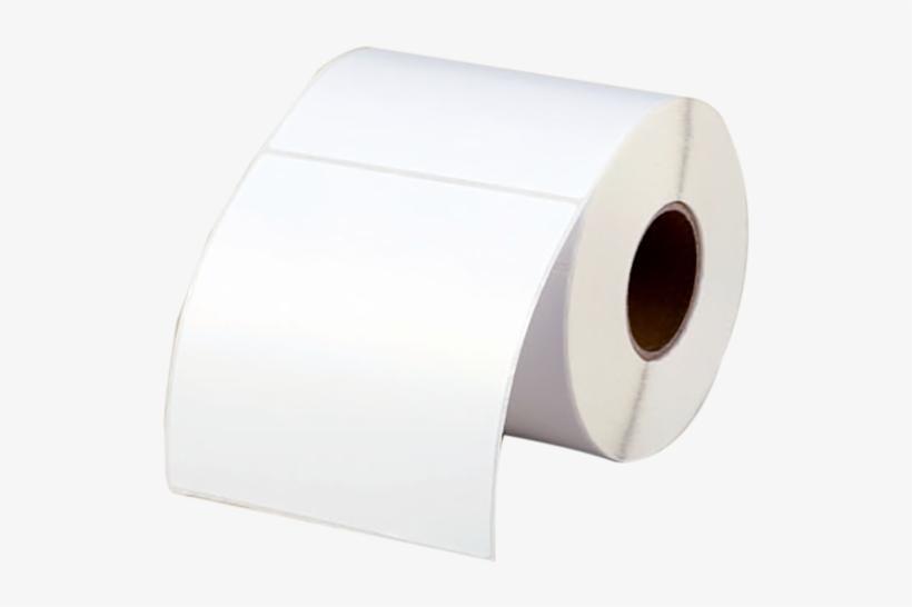 Chromo Label Plain Paper - 100mm X 100mm Barcode Labels