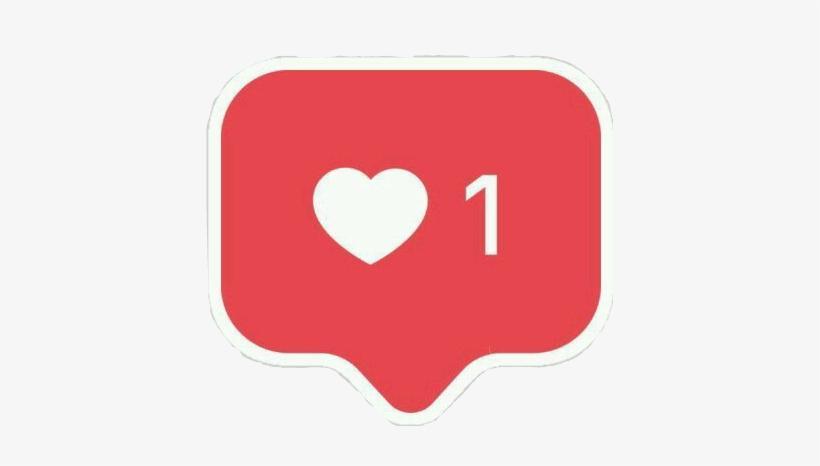 Like Meencanta Megusta Instagram - Stickers Tumblr Instagram, transparent png #4038596