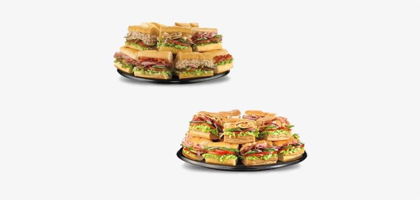 Sandwich Clipart Sandwich Tray - Subway Deals Karachi 2017, transparent png #4040930