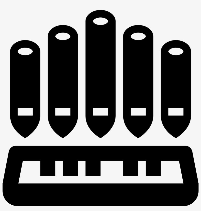 Pipe Organ Icon, transparent png #4047523