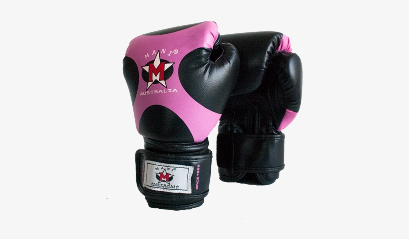 Picture Of Kids Boxing Gloves Pink - Boxing Glove, transparent png #4048137