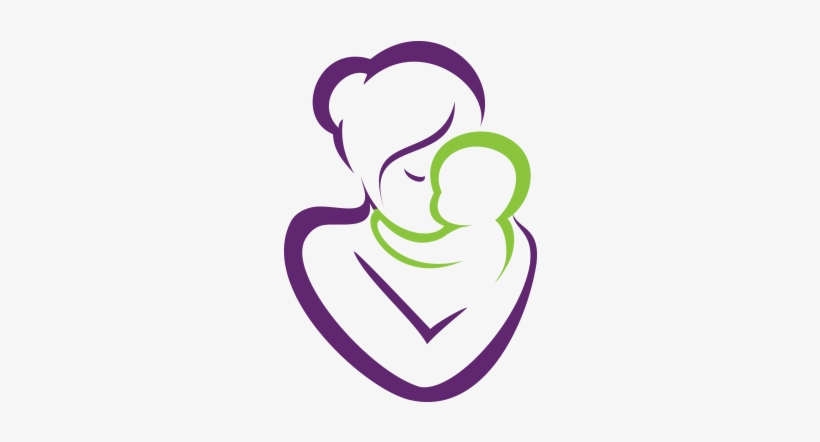 Mother And Baby Logo Png Classes Informed Birth Choices ...