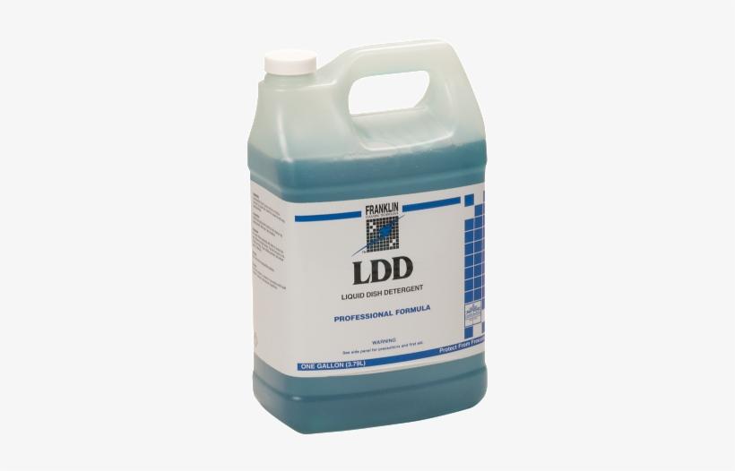 Ldd Liquid Dish Detergent - Franklin Cleaning Technology Ldd Dish Detergent 4/1, transparent png #4049879