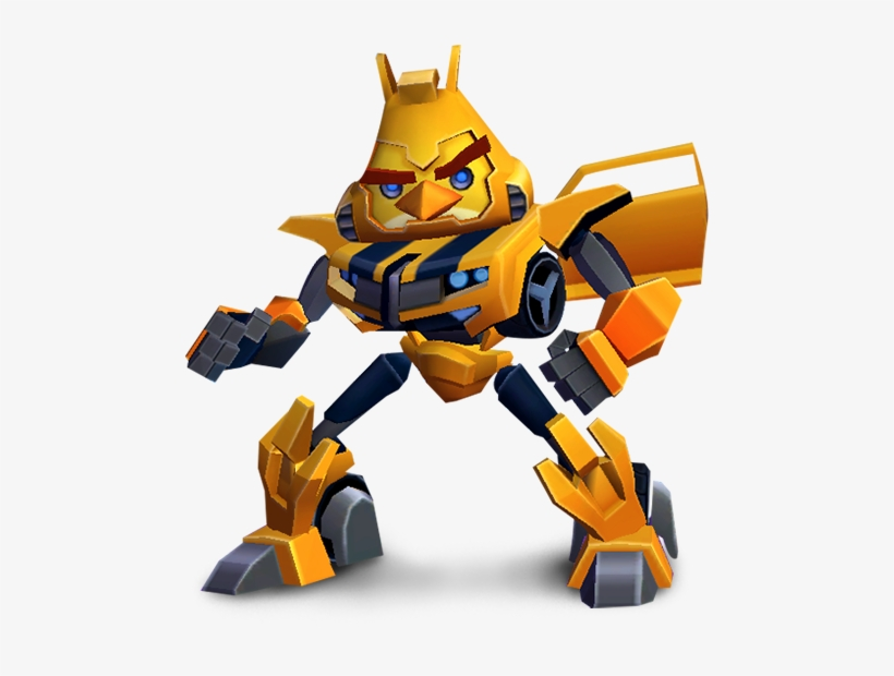 Angry Birds Transformers Free Transparent Png Download Pngkey