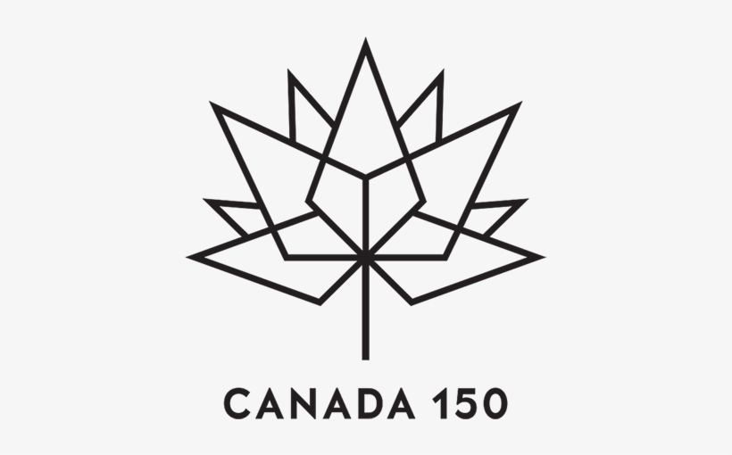 Join Us Feb 22 For Canada 150 Grants Celebration - Canada 150 Logo White, transparent png #4051816