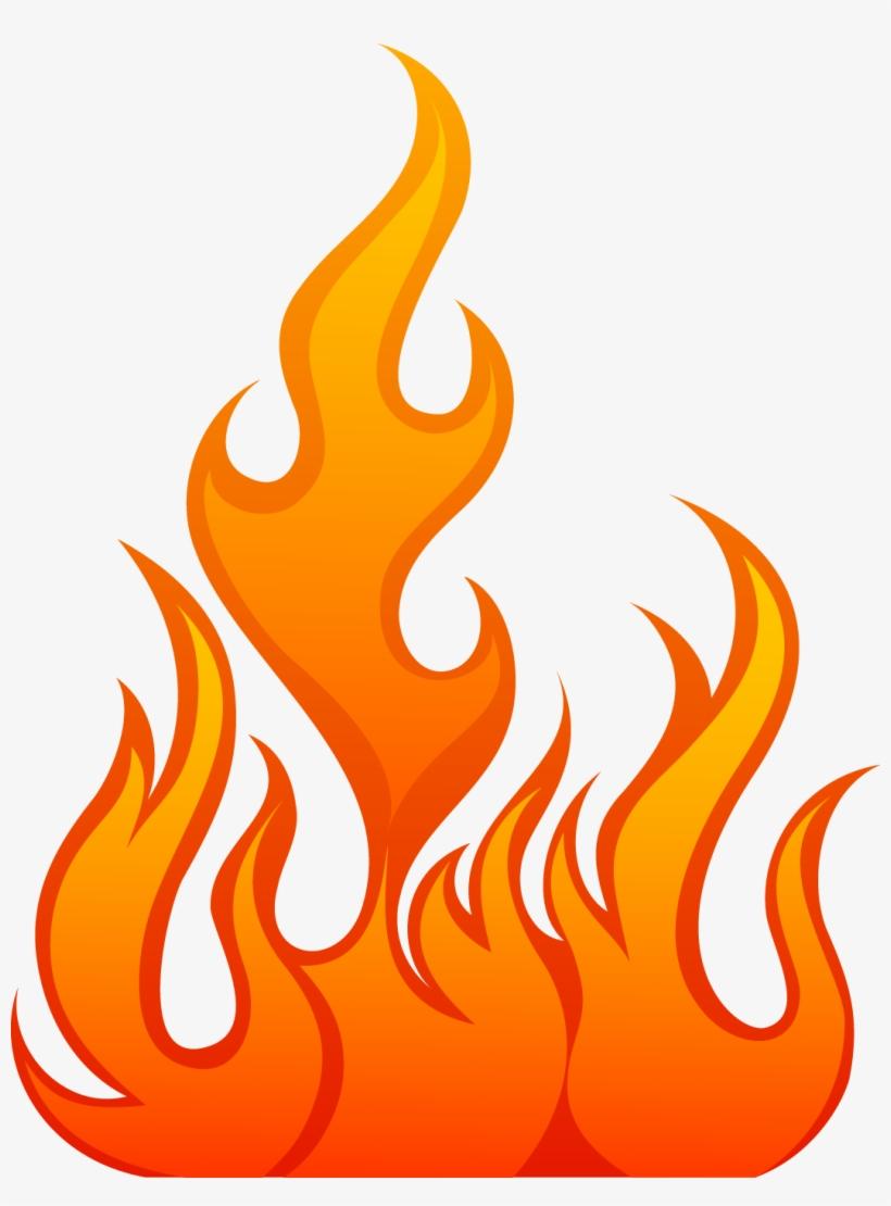 Fire Flames Vector, transparent png #4052958