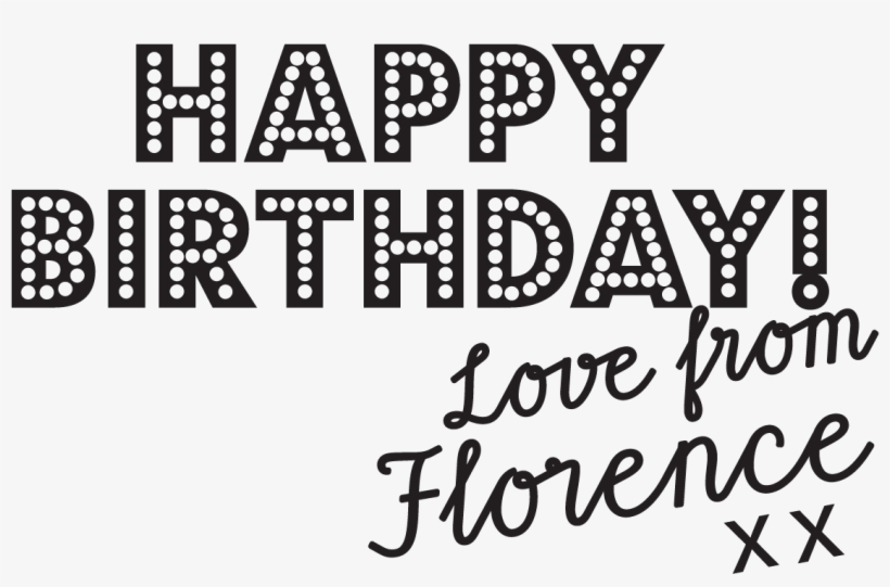 Happy Birthday From Me - Personalised Mother's Day Card, transparent png #4054055