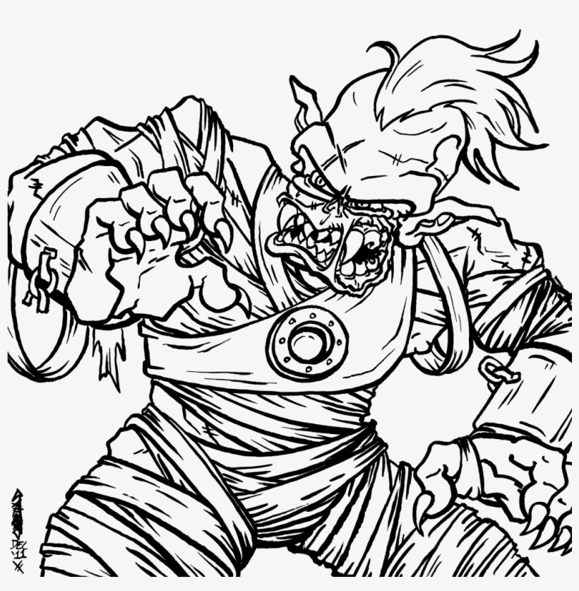 Promising Zombie Colouring Pages Quick Coloring With Cool Coloring Pages Zombie Free Transparent Png Download Pngkey