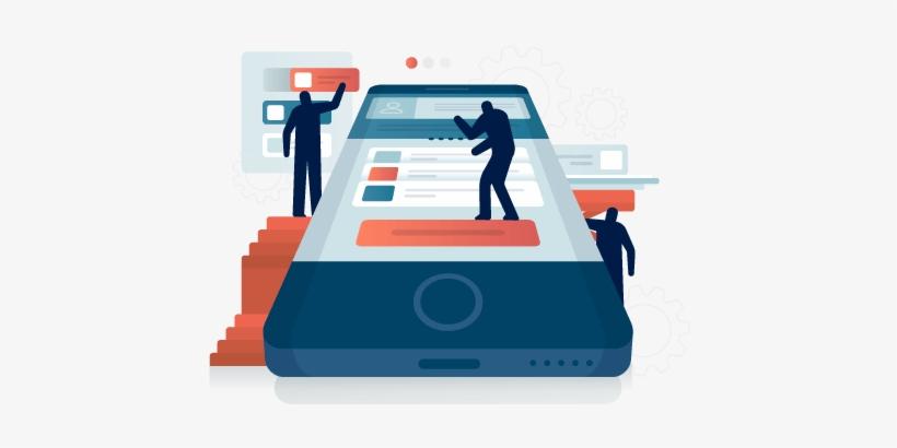 Best Iphone App Development Company - Mobile App Development, transparent png #4057892