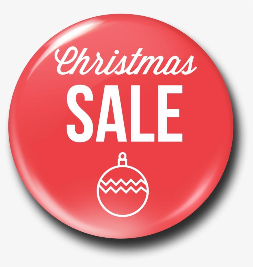 Sale Badge Png Clipart - Christmas Sale Badge, transparent png #4060498