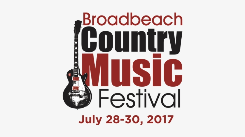 Bcmf2017 Logo Date 011 - Broadbeach Country Music Festival, transparent png #4067436