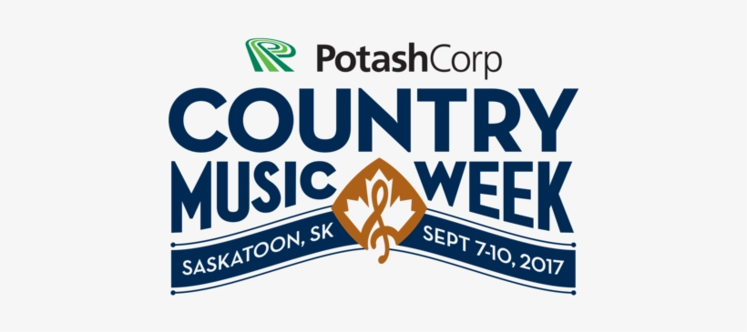 Volunteer For Potashcorp Country Music Week - Canadian Country Music Week, transparent png #4067527
