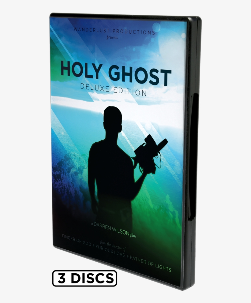 Holy Ghost Deluxe Edition Dvd, transparent png #4068125
