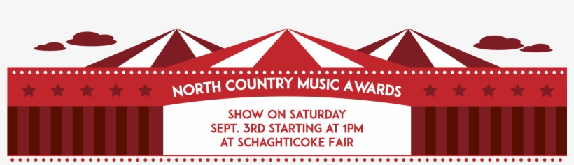 North Country Music Awards Show Coming Soon - Graphic Design, transparent png #4068370