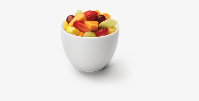 Fruit In Cup - Bowl Of Fruits Png, transparent png #4076144