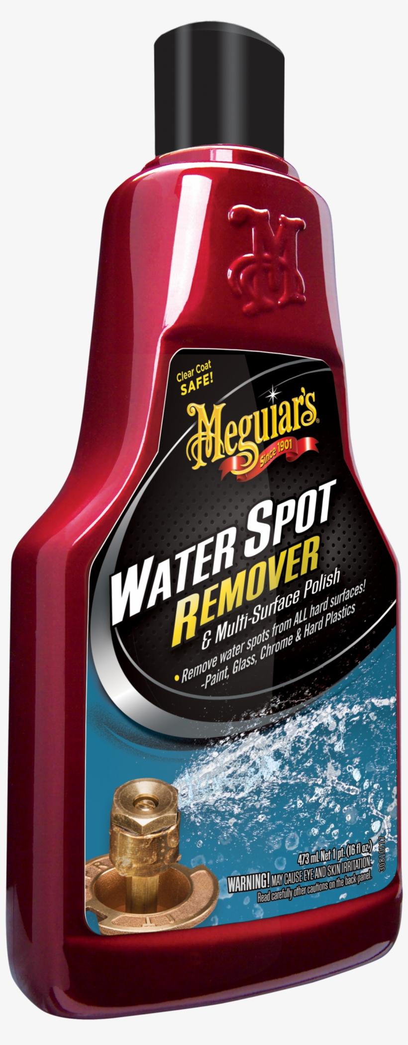 Meguiars Water Spot Remover A Oz Liquid Meguiars Png - Meguiars Water Spot Remover, transparent png #4077667