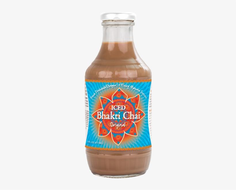 Bhakti Iced Chai, Original - Bhakti Iced Chai Tea, transparent png #4077959