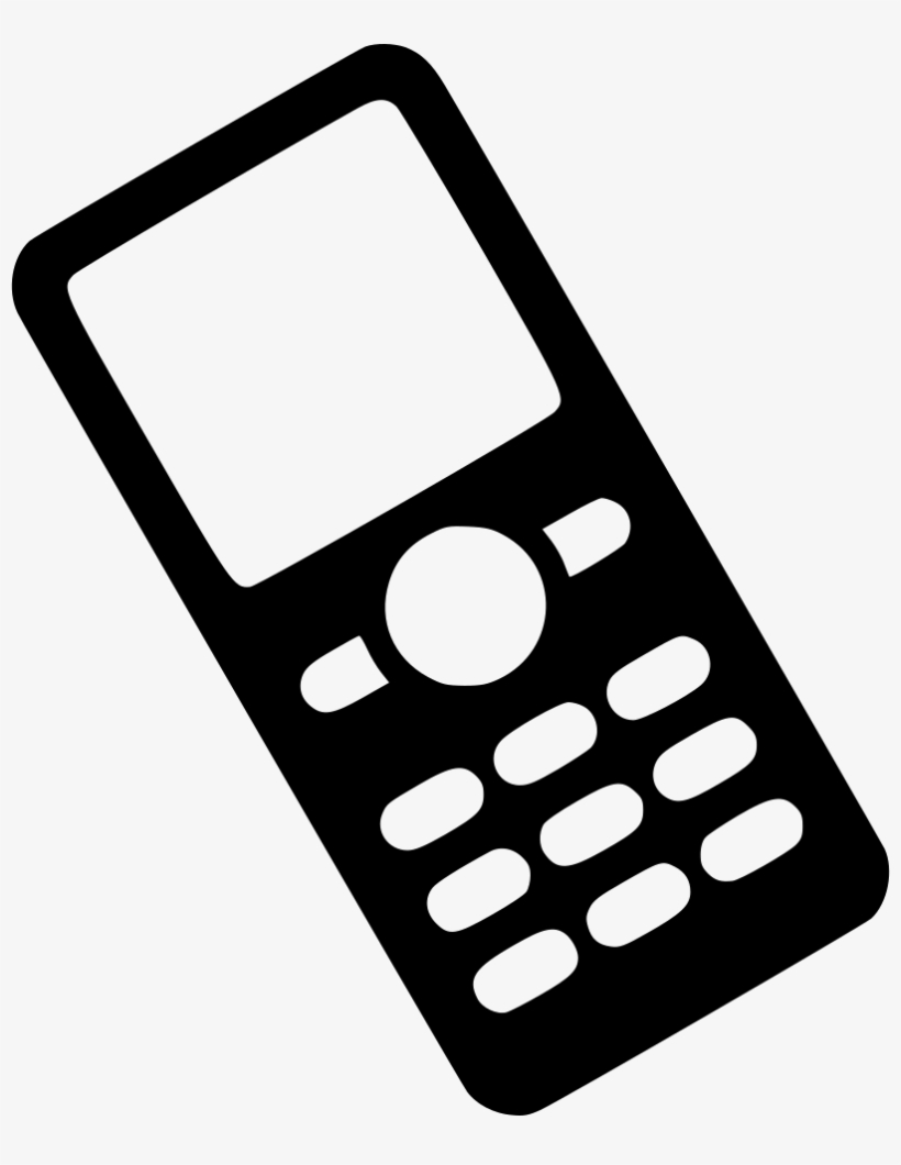 Cell Phone Comments - Cell Phone Png Icon, transparent png #4082127
