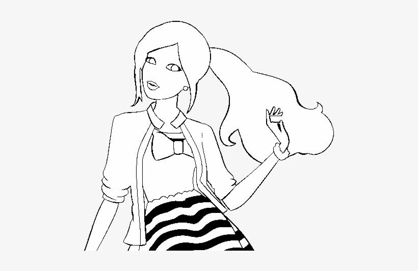 Dibujo De Look Marinero Para Colorear Para Colorear De Fanny Lu