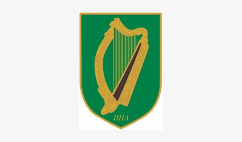Ireland National Ice Hockey Team Logo - Irish Ice Hockey, transparent png #4088747