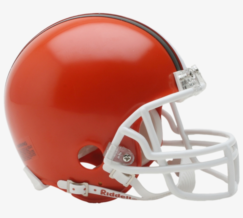 American Football Helmet Png Image - Nfl Cleveland Browns Replica Mini Football Helmet, transparent png #4088797