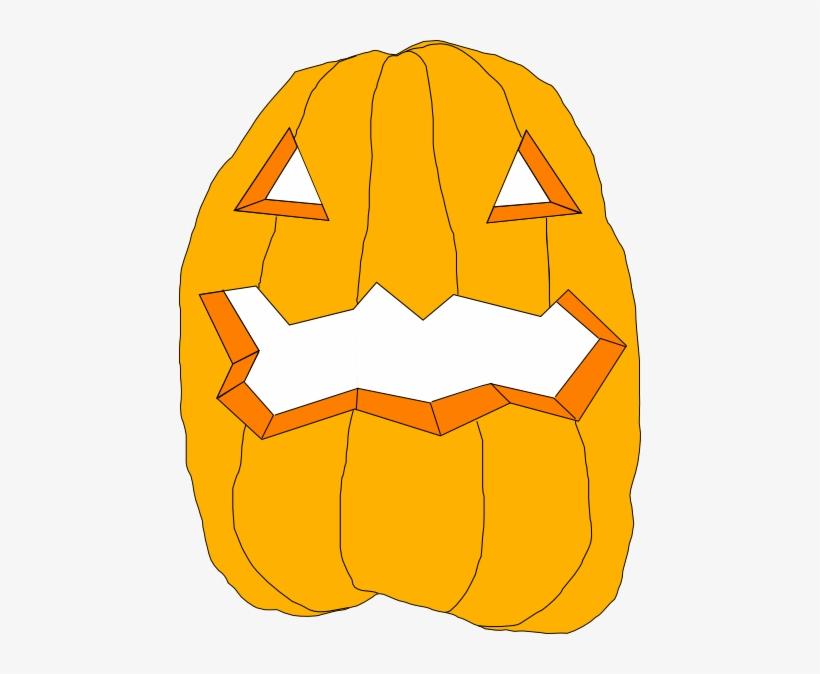 This Free Clip Arts Design Of Pumpkin Png - Pumpkin Clip Art, transparent png #4093919