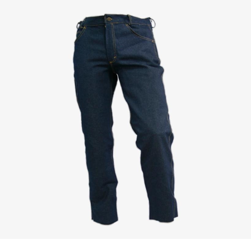 Pantalon Atox Mezclilla Industrial Ropa De Trabajo - Pantalon De Mezclilla Uso Industrial, transparent png #4095390
