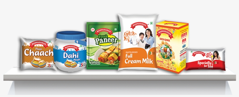 Coffee, Milk Shake, Sweets, Ice Cream, Pudding & Rasgulla - Madhusudan Milk Powder Png, transparent png #4095429
