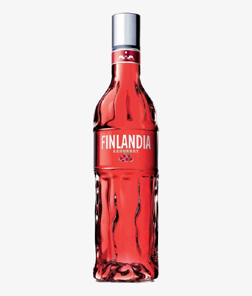Move Mouse To Zoom - Finlandia Redberry Vodka, transparent png #4095972